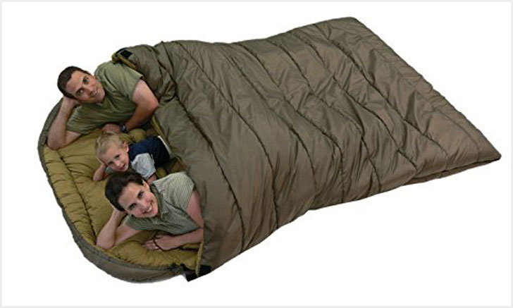 Family Size Sleeping Bag