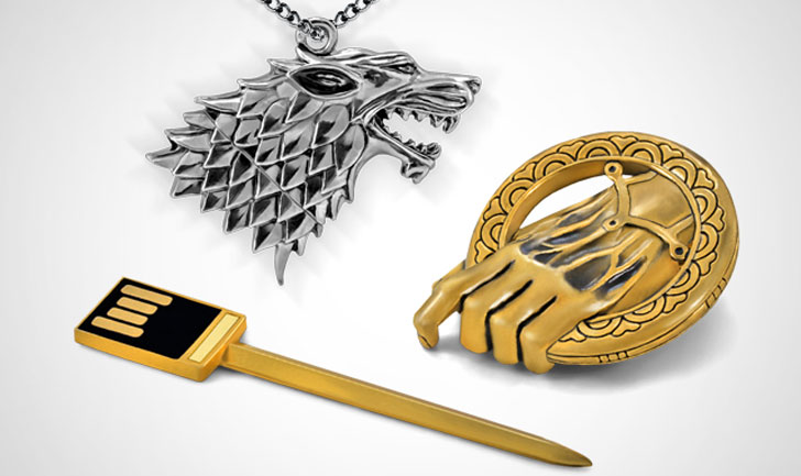 Game Of Thrones Flash Drives - Cool Game Of Thrones Gift Ideas