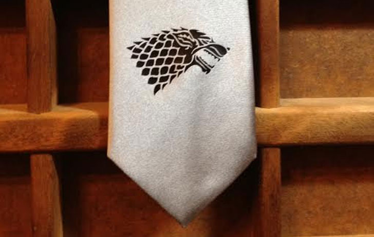 Game Of Thrones Neckties - Cool Game Of Thrones Gift Ideas