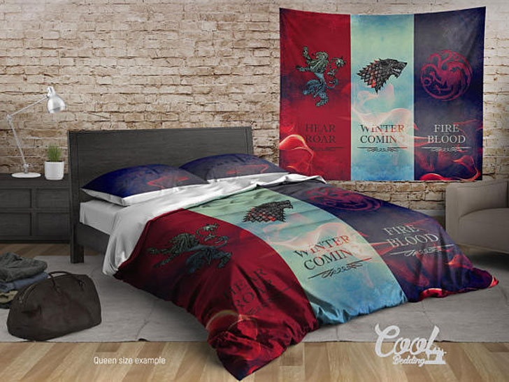 Game of Thrones Duvet Comforter Set