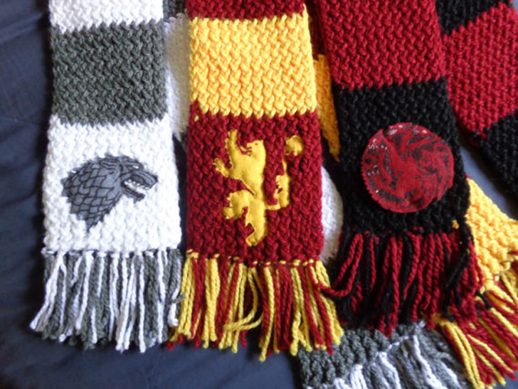 Game of Thrones Scarfs