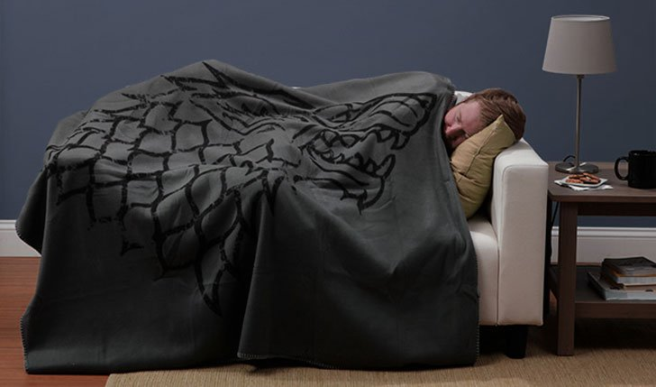 G.O.T Double-Sided Fleece Blankets - Cool Game Of Thrones Gift Ideas