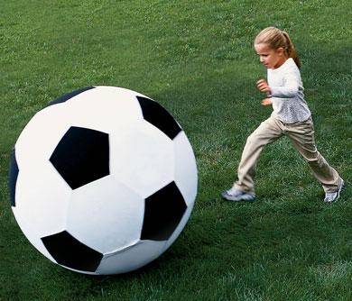 Giant Soccer Ball