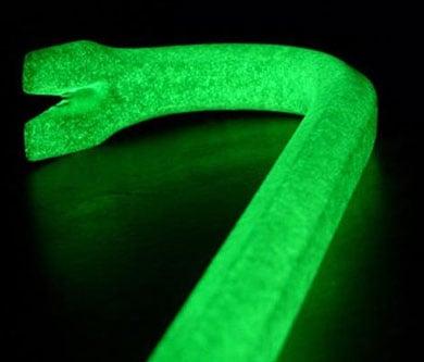 Glow in the Dark Crowbar