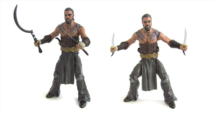 Khal Drogo Figure - Cool Game Of Thrones Gift Ideas