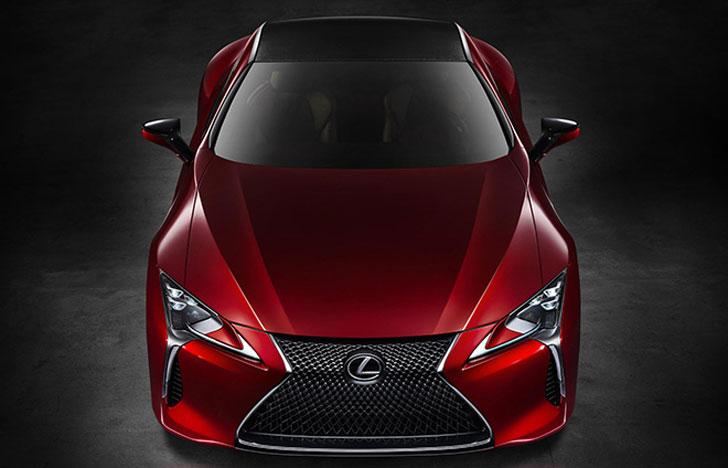 LC-500 Lexus