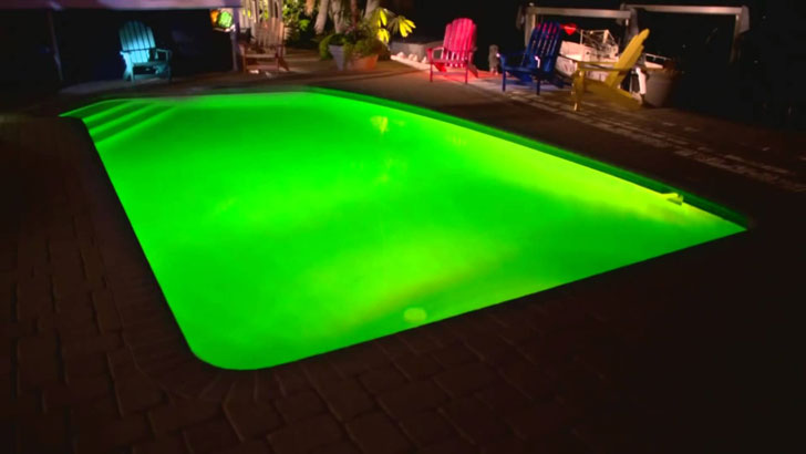 LED Pool Light