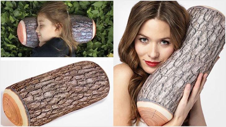 Log-Pillows