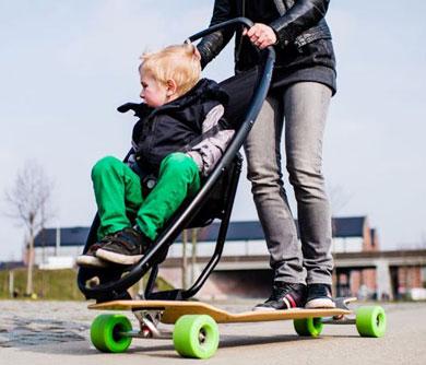 Longboard-Baby-Stroller