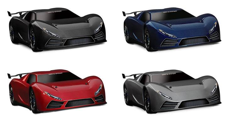 Luxury 100MPH RC Race Car