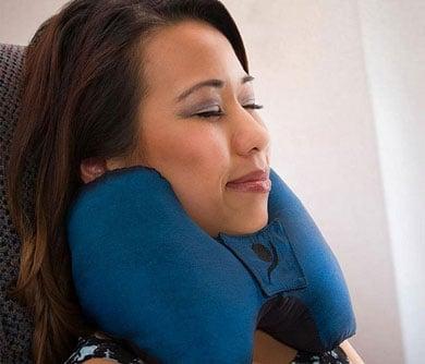 Modern Travel Pillow