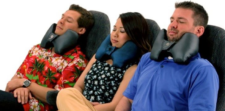 Modern Travel Pillow