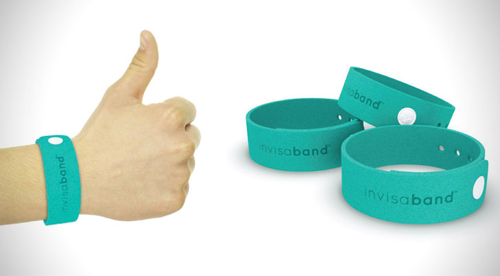 Mosquito Repellent Wristbands