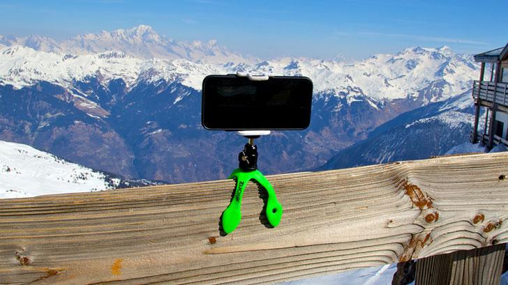 Multi-Functional Flexible Phone & Camera Mount