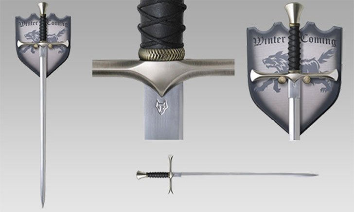 The Needle Sword Of Arya Stark - Cool Game Of Thrones Gift Ideas