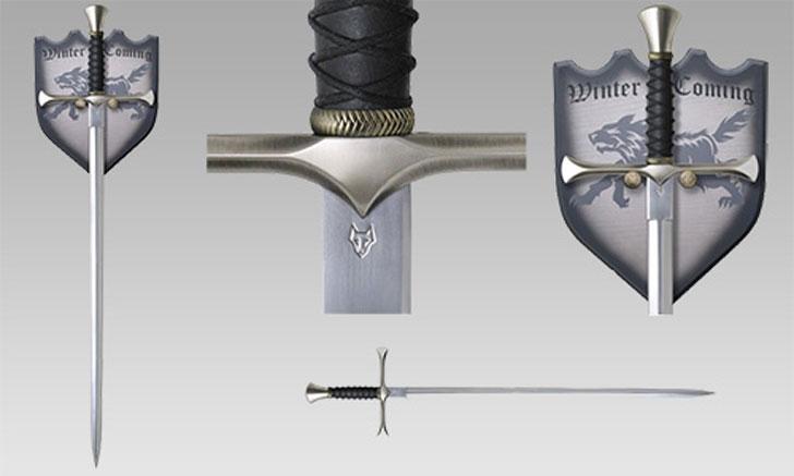 The Needle Sword Of Arya Stark - Cool Game Of Thrones Gift Ideas
