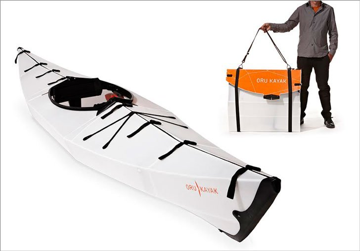 Packable Kayaks