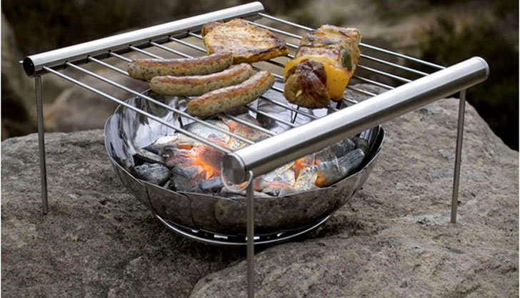 Portable Camping Grill