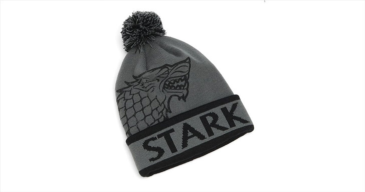 Stark Beanie - Cool Game Of Thrones Gift Ideas