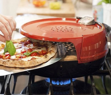 stovetop pizza oven awesome stuff 365