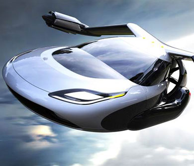 The TF-X Flying Car terrafugia