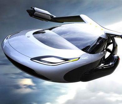 The TF-X Flying Car terrafugia