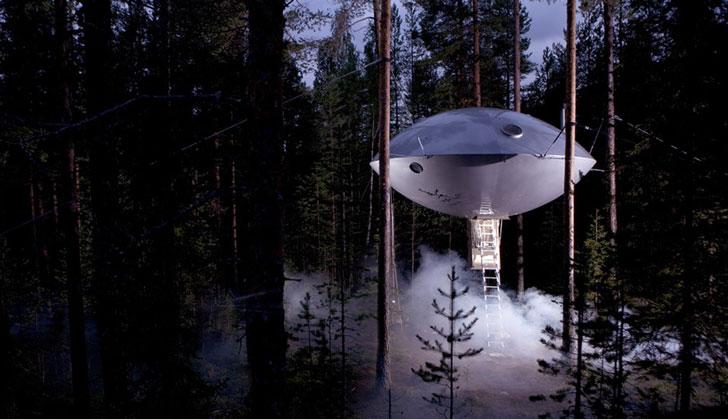 The-UFO-Cabin