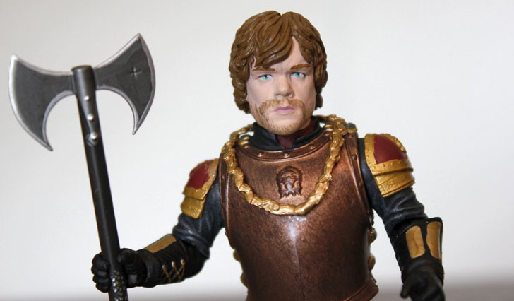 Tyririan Lannister Figure - Cool Game Of Thrones Gift Ideas