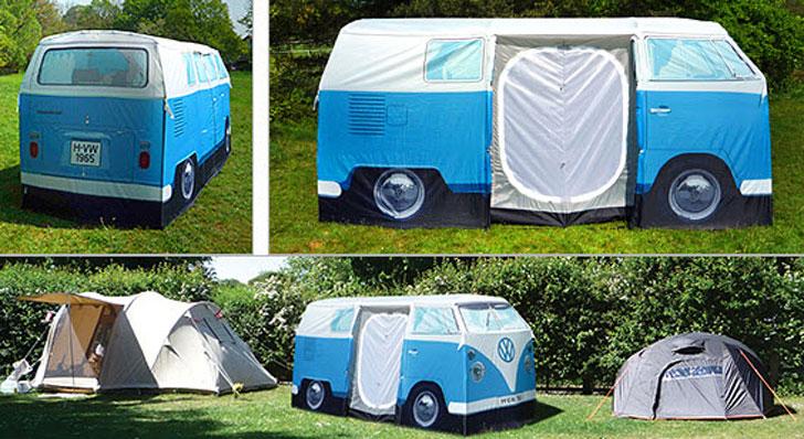 Volkswagen Camper Tent