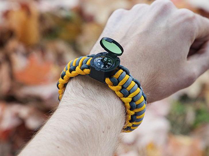 Wazoo Gear Survival Bracelet