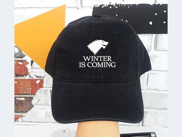 Winter is Coming Baseball Hat