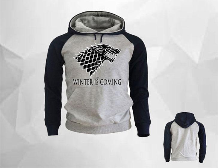 Winter is Coming Hoodie