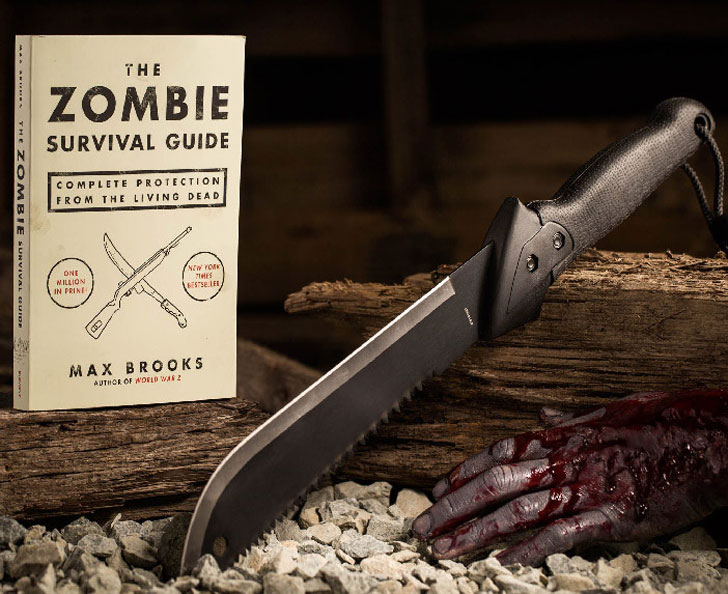 Zombie Survival Crate