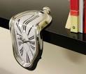 Designer Melting Clock
