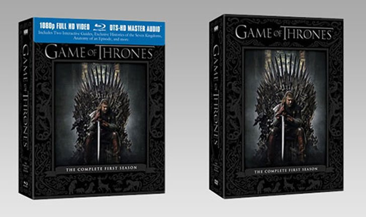 Game Of Thrones Season 1 - Cool Game Of Thrones Gift Ideas