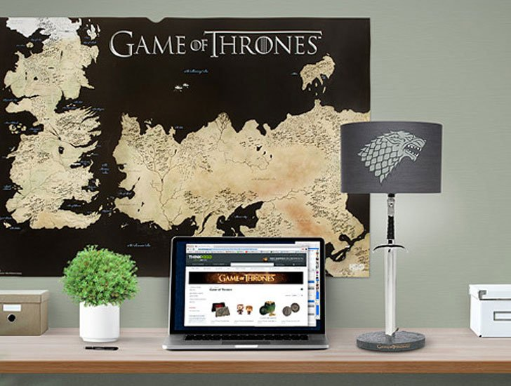 long claw desk lamp - Cool Game Of Thrones Gift Ideas