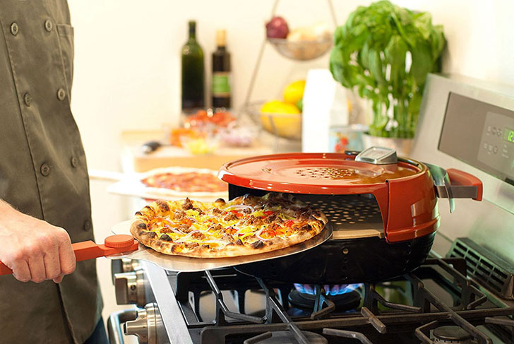 pronto Stovetop Pizza Oven