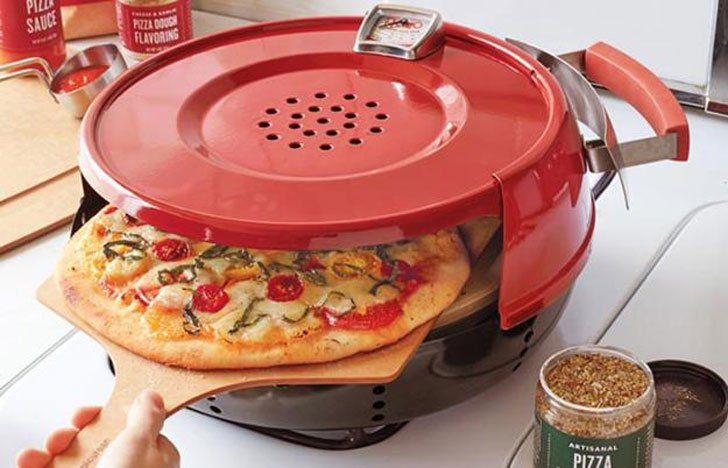 pronto Stovetop Pizza Oven