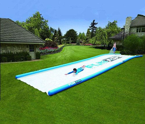 25-Foot Slip and Slide