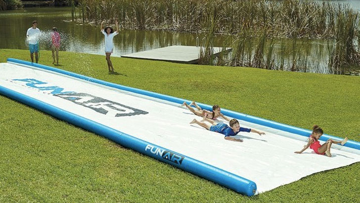 50-Foot Slip and Slide