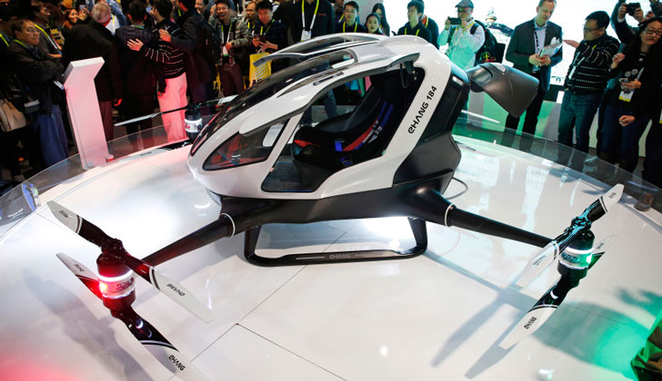 Autonomous-Passenger-Drone-Vehicle4