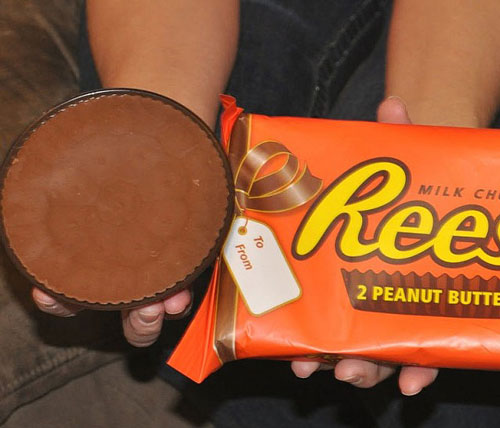 Giant Peanut Butter Cups
