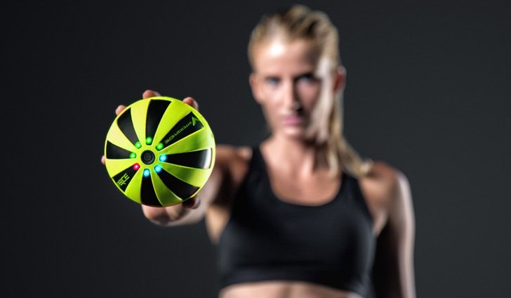Hypersphere Vibration Therapy Ball