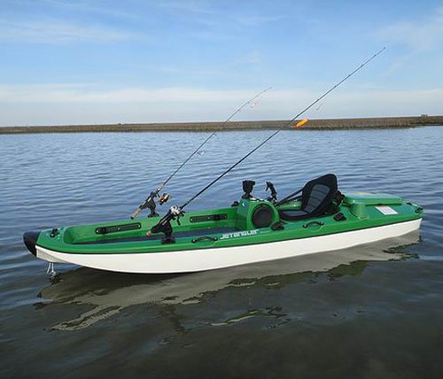 jet powered fishing kayak awesome stuff 365