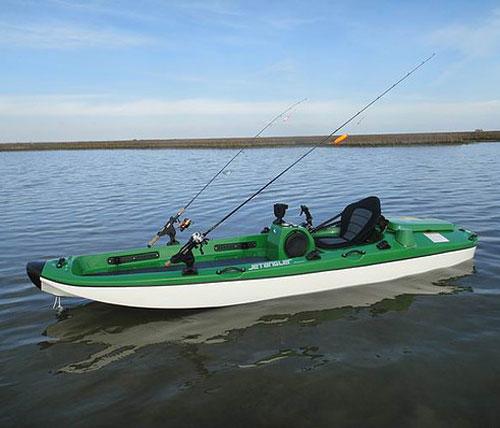 Jet Powered Fishing Kayak