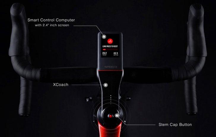 Smart Aero Road Bike - speedX leopard