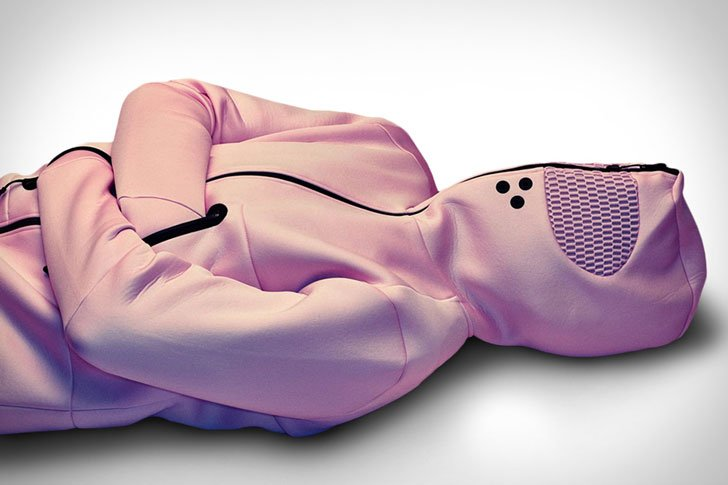 The Relaxation Hoodie