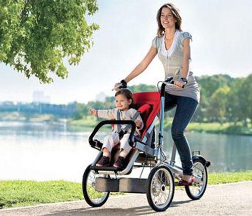 bike stroller pram