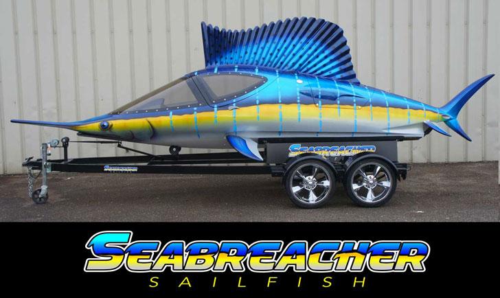 Custom-Built Sailfish Submarine