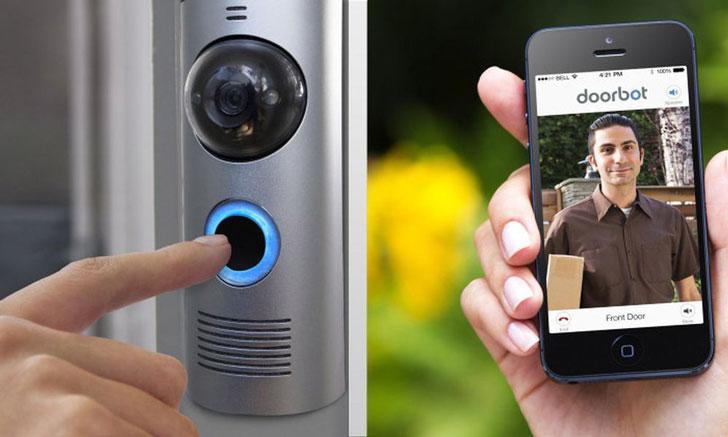 Doorbell-Camera-App